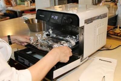 Секреты долгожителей Японии от Panasonic. Печь NU-SC101 - 5.jpg