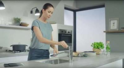 Кухонные смесители Grohe: два типа струй и выдвижная лейка - 6.jpg
