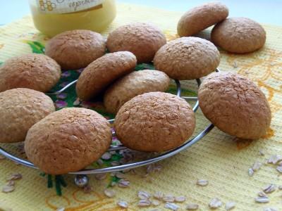 Овсяное печенье с медом - 7.jpg