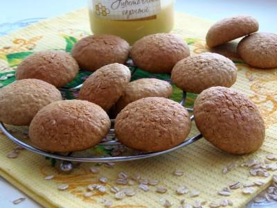 Овсяное печенье с медом - 8.jpg