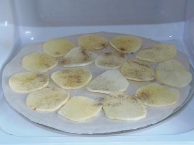 Чипсы домашние - Чипсы картофельные в микроволновке.JPG