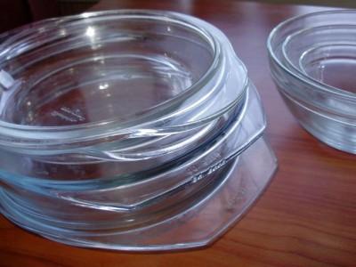 Как вы используете стеклянную посуду? - стеклянные чаши.jpg