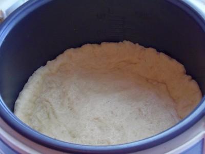 Песочный пирог с вареньем в мультиварке - 7.JPG