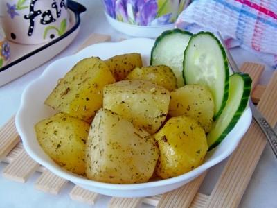 Запеченный картофель и рецепты с ним - 4.JPG