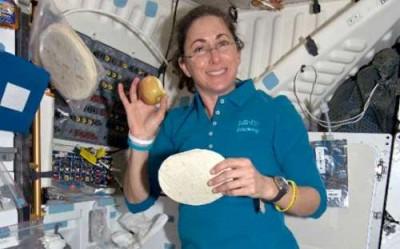 Специальный космический хлеб без крошек - 9.JPG