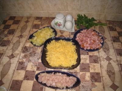 Фоторецепт: пицца с ананасами - IMG_4034.JPG