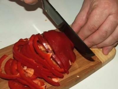Идеальный нож для кухни - нетупящийся Grafen Master - 8.jpg