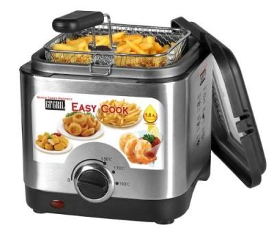 Недорогая и практичная Фритюрница GFGRIL GFF-03 Easy Cook - 9.JPG