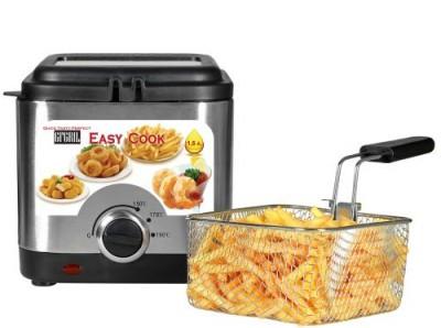 Недорогая и практичная Фритюрница GFGRIL GFF-03 Easy Cook - 10.jpg