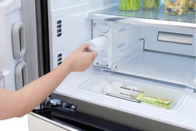 Достойный многокамерный холодильник LG GR-D24FBGLB - 8.jpg