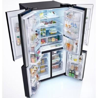 Достойный многокамерный холодильник LG GR-D24FBGLB - 9.JPG