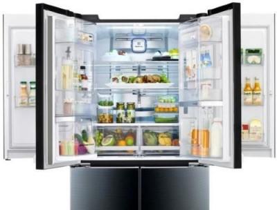 Достойный многокамерный холодильник LG GR-D24FBGLB - 10.jpg