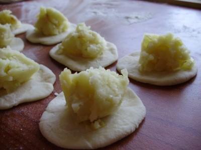 Вареники из теста на оливковом масле - P3100303.JPG