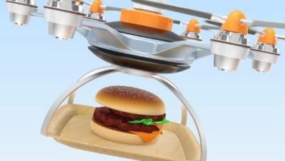 Еда беспилотная. В Рейкьявике доставку еды доверят дронам - 8.jpg