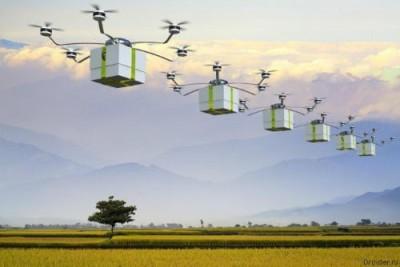Еда беспилотная. В Рейкьявике доставку еды доверят дронам - 9.JPG