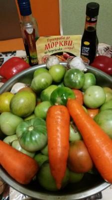 Салат из зеленых помидоров - bWu7QvGrffI.jpg