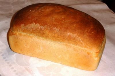 Основные ошибки при выпекании хлеба - хлеб.jpg