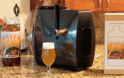 Автоматическая домашняя пивоварня Hopii: сама приготовит, сама охладит - 10.jpg