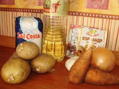Картофельный суп - P3220237.JPG