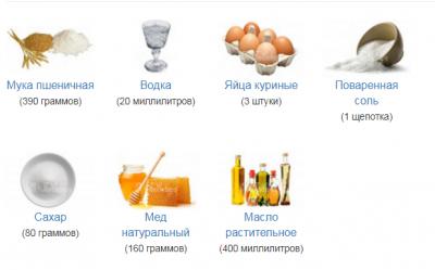 Какие блюда можно приготовить с помощью фритюрницы? - чак-чак.png