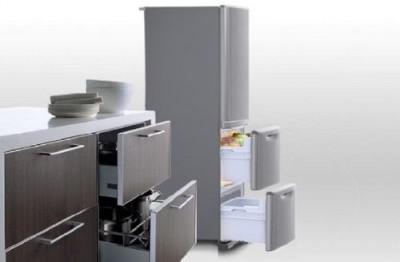Холодильник Mitsubishi Electric MR-CR46G: многокамерная грация - 9.JPG