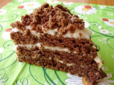 Постный шоколадный торт мини-тортик  - 07_postnyj_shokoladnyj_tort.jpg