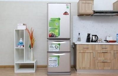 Холодильник Mitsubishi Electric MR-CR46G: многокамерная грация - 10.jpg