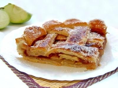 Пирог с яблоками и корицей - 1.jpg