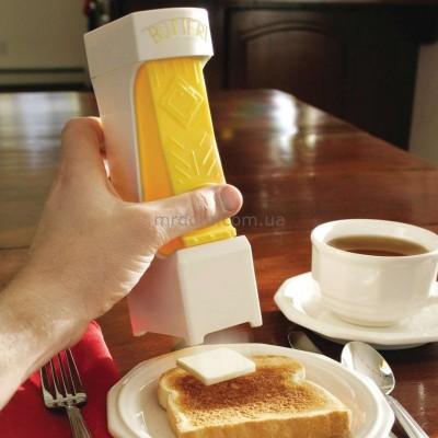 Гаджеты для кухни, полезные и красивые - one-click-butter-cutter (1).jpg