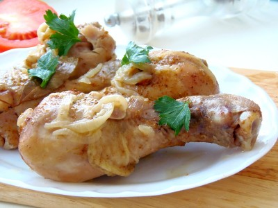 Как вкусно приготовить курицу в духовке? - 10.JPG