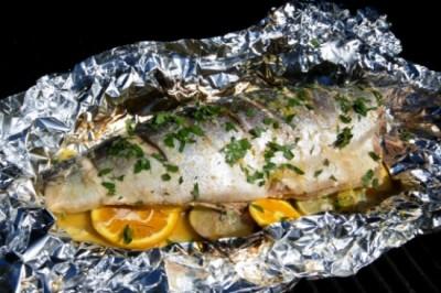 Как приготовить рыбу в фольге в духовке? - 873400.jpg