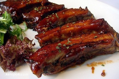 Как приготовить свиные ребра в духовке? - p_O.jpg
