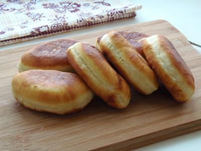 Пирожки со сладкой начинкой - 10.JPG