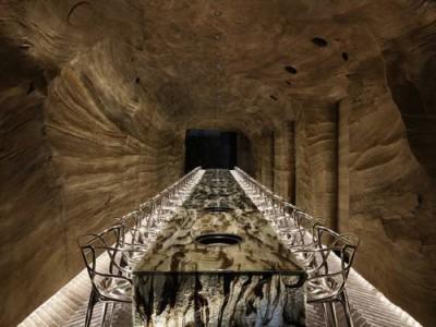 В Токио открылся ресторан-пещера. Добро пожаловать в эпоху палеолита - 9.JPG