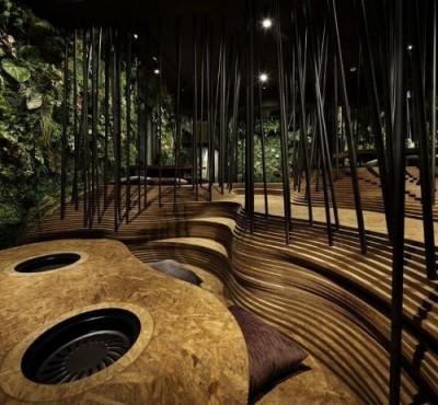 В Токио открылся ресторан-пещера. Добро пожаловать в эпоху палеолита - 10.jpg