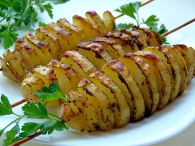 Запеченный картофель и рецепты с ним - 8.JPG