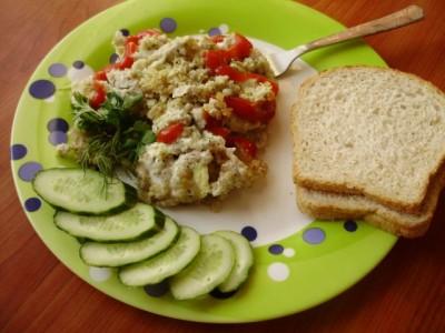 Каши с необычными добавками: яйцо и свежая зелень - 01_kasha.jpg