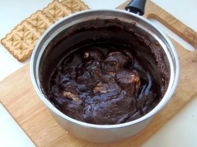 Колбаска из печенья - рецепт как в детстве - 5.JPG