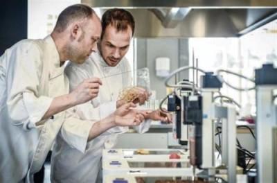 Первый ресторан с постоянным меню из 3D-печатных блюд - 10.jpg