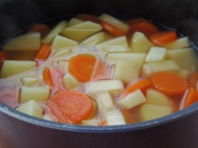 Суп-пюре молочный с овощами - 4.JPG