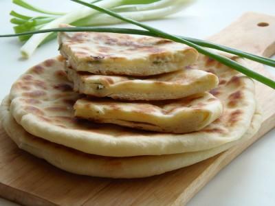Сырные лепёшки ленивое хачапури  - 6.JPG