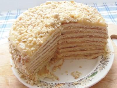 Торт на сковороде - 2.JPG
