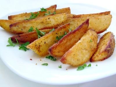 Любимые рецепты приготовления жареной картошки - 1..JPG