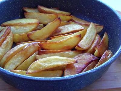 Любимые рецепты приготовления жареной картошки - 3.JPG