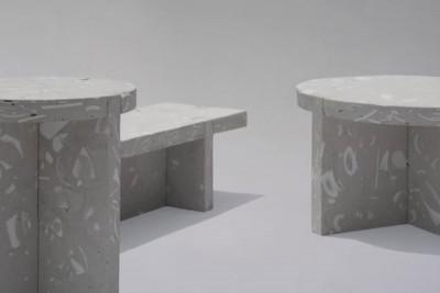 Фарфоровая посуда превращается в мебель: переработанный фарфор - 9.JPG