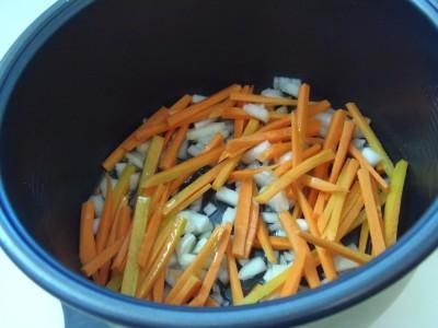Рис с овощами в мультиварке - 1.JPG