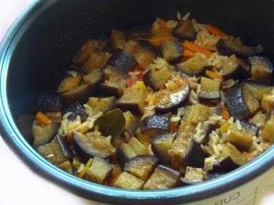 Рис с овощами в мультиварке - 5.JPG