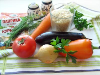 Рис с овощами в мультиварке - 0.JPG