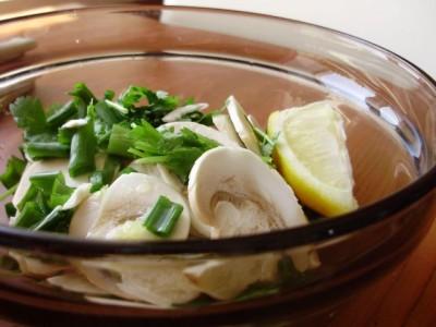 Грибной салат с зеленью - 'ju.jpg