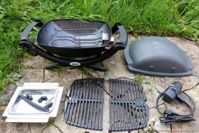 Гриль Weber Q-2400: лучшее устройство для жарки мяса в домашних условиях - 8.jpg